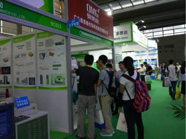OMG participated in the 8th Shenzhen International Charging Station (Pile) Technology and Equipment Exhibition (EVSE2017)