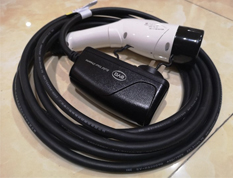 BYD on-board electric car charger